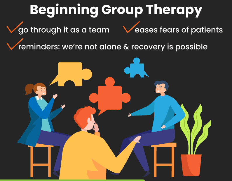 Beginning Group Therapy